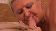 Horny mature couple is still fucking after all of these years